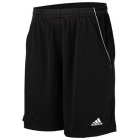 Adidas Men's Basic Bermuda Short (Blk/ Wht) - Adidas Men's Apparel