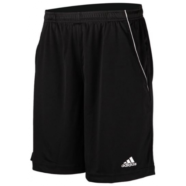 Adidas Men's Basic Bermuda Short (Blk/ Wht)