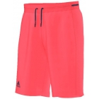 Adidas Men's Club Bermuda (Flash Red/Tech Steel) - Adidas Men's Apparel