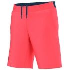 Adidas Men's Pro Short (Flash Red/Tech Steel) - Adidas Men's Tennis Apparel