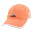 Adidas Women's Adizero II Cap (Orange/ White/ Grey) - Adidas