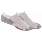 Adidas Women's ClimaCool 2-Pack No Show (White/Pink) - Adidas Apparel
