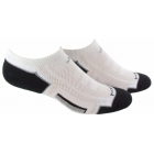 Adidas Women's ClimaCool 2-Pack No Show (White/Black) - Adidas Apparel