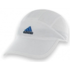 Adidas Men's ClimaCool Trainer Hat (White/ Blue) - Tennis Accessories