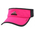 Adidas Women's Adizero II Visor (Pink/ Dark Grey) - Tennis Accessories