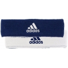 Adidas Interval Reversible Tennis Headband (Navy/White) - Adidas Apparel