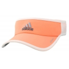 Adidas Women's Adizero II Visor (Peach/ White) - Tennis Accessories