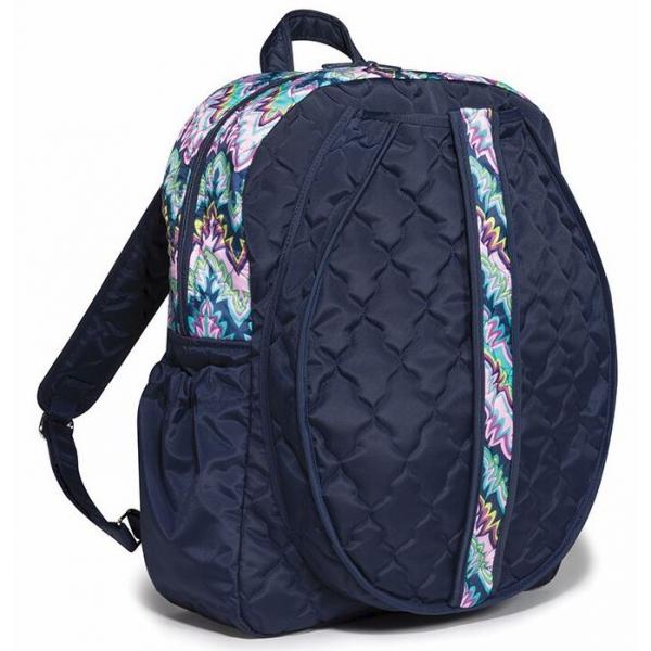 cinda b Midnight Calypso Tennis Backpack