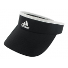 Adidas Women's Match Visor (Black/ White) - Adidas