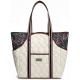 cinda b Autumn Day Tennis Court Bag - Designer Tennis Bags - Luxury Fabrics and Ultimate Functionality