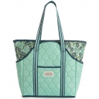 cinda b Purely Peacock Tennis Court Bag - Tennis Tote Bags