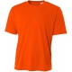A4 Men's Performance Crew Shirt (Safety Orange) - A4