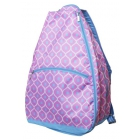 All For Color Good Catch Tennis Backpack - All for Color Tennis Bags