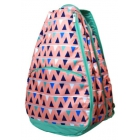 All For Color Sand Castles Tennis Backpack - All for Color Tennis Bags