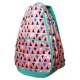 All For Color Sand Castles Tennis Backpack - All For Color