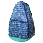 All For Color Vacay This Way Tennis Backpack - All for Color Tennis Bags