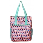 All For Color Sand Castles Tennis Shoulder Bag - Tennis Bag Brands