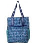All For Color Vacay This Way Tennis Shoulder Bag - All For Color