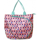 All For Color Sand Castles Tennis Tote - All for Color Tennis Bags