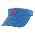 Adidas Women's Match Visor (Blue Cheetah) - Adidas