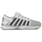 K-Swiss Men's Hypercourt 2.0 Tennis Shoes (White/Gray/Black) - Tennis Shoes