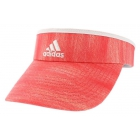 Adidas Women's Match Visor (Orange/ White) - Adidas