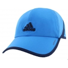 Adidas Men's Adizero II Cap (Blue/ Navy) - Tennis Hats