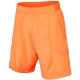 Adidas Men's Melbourne Bermuda Short (Glow Orange/White) - Tennis Apparel Brands