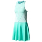 Adidas Women's Stella McCartney Australia Dress (Hyper Green/White) - Adidas Women's Tennis Dresses, Jackets & Pants