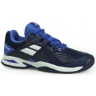Babolat Propulse All Court Junior Tennis Shoes (Dark Blue) - Babolat Tennis Shoes