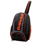 Babolat Pure Backpack (Black/Fluoro Red) - Tennis Backpacks