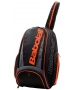 Babolat Pure Backpack (Black/Fluoro Red) - Babolat Tennis Bags