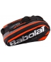 Babolat Pure Racquet Holder 12-Pack (Black/Fluoro Red) - Babolat Tennis Bags