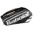 Babolat Pure Racquet Holder 9-Pack (Grey) - Tennis Bag Types