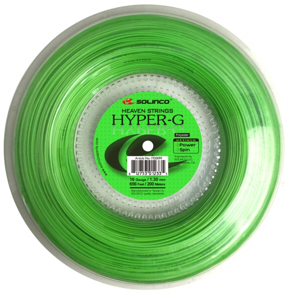Solinco Hyper-G 18g (Reel)