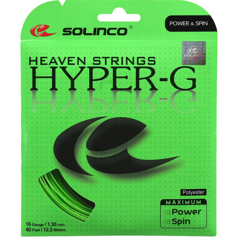 Solinco Hyper-G 16L (Set)