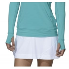 Bloq-UV Banded Skort (White) - Bloq-UV Women's Skirts & Skorts