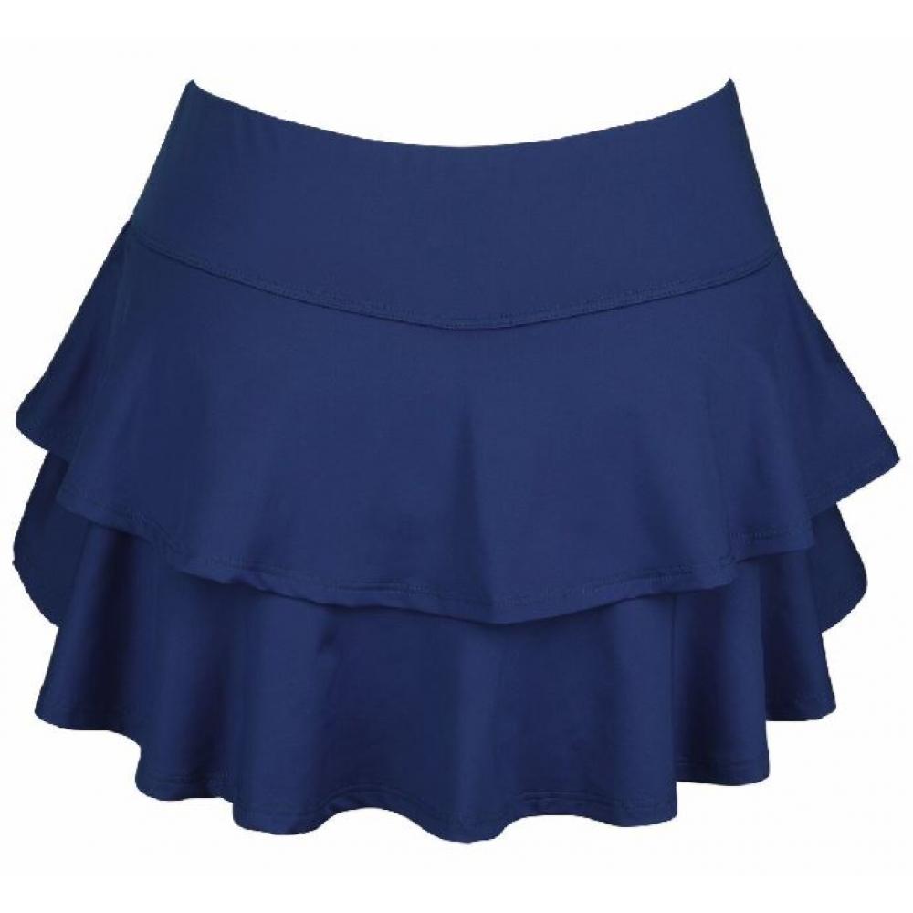 DUC Belle Women's Tennis Skirt (Navy)