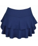 DUC Belle Women's Tennis Skirt (Navy) - Women's Skirts
