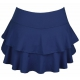 DUC Belle Women's Tennis Skirt (Navy) - DUC Women's Apparel