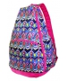 All For Color Sunset Ikat Tennis Backpack - All for Color Tennis Bags