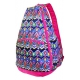 All For Color Sunset Ikat Tennis Backpack - New Tennis Bags