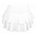 DUC Belle Women's Tennis Skirt (White) - DUC