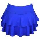 DUC Belle Women's Tennis Skirt (Royal) - Women's Skirts