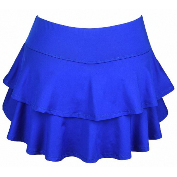 DUC Belle Women's Tennis Skirt (Royal)