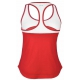 DUC Refreshing Women's Tank (Red) - DUC Women's Apparel