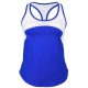 DUC Refreshing Women's Tank (Royal) [SALE] - Discount Tennis Apparel