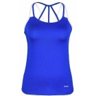 DUC Chic Women's Tank (Royal) - DUC Women's Team Tennis Tops