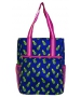 All For Color Pina Colada Tennis Shoulder Bag - All for Color Tennis Bags