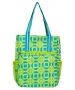 All For Color Lime Charmer Tennis Shoulder Bag - All for Color Tennis Bags